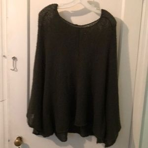Wooden ships sweater CAPE Very light. Olive green